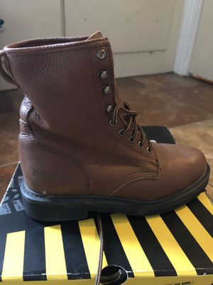 Brazos work boots for Sale in Fort Worth, TX