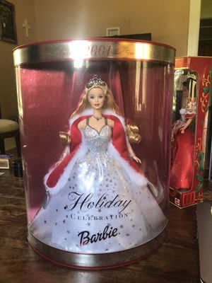 Special Edition 2001 Holiday Barbie for Sale in Georgetown, TX