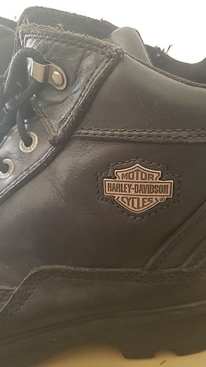 Harley Davidson Leather Boots for Sale in Stockton, CA