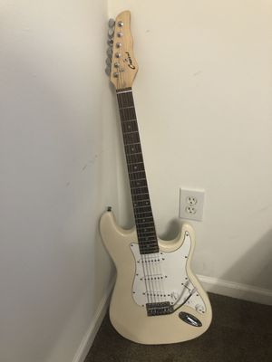 Used electric guitar for Sale in Delaware, OH