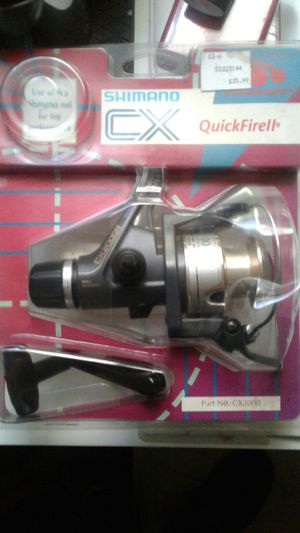 Shimano CX2000R fishing reel for Sale in Milwaukie, OR
