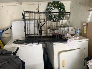 Dog Cage Medium size for Sale in Tustin, CA
