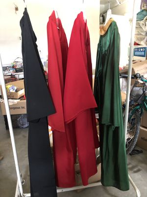 Graduation gown for Alvarado middle school and Logan High school for Sale in Union City, CA