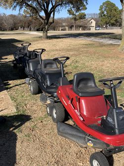 """4 Murray 30"""" Riding Mowers for Sale in Argyle,  TX"""