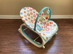 Fisher Price Infant-to-Toddler Rocket, Geo Diamonds for Sale in Louisville, TN