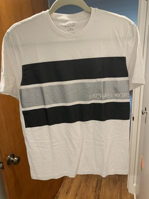 Two Michael Kors shirts size Medium for Sale in Pasadena, CA