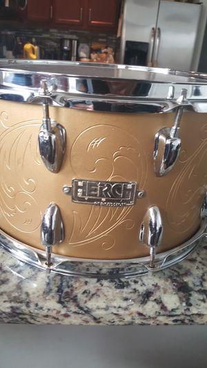 Herch Snare drum for Sale in Chicago, IL