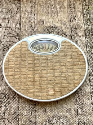 Vintage JCPenny wicker scale for Sale in Mundelein, IL