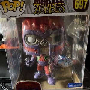 Zombie Magneto Funko Pop 10 Inch for Sale in Hawthorne, CA