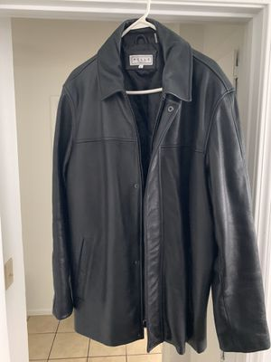 BRAND NEW! Pelle Genuine Leather Jacket XL for Sale in Auburn, WA
