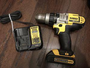 Dewalt 20v hammer drill for Sale in Washington, DC