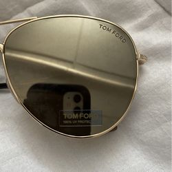 Tom Ford hundred percent UV performance sunglasses for Sale in Worcester,  MA