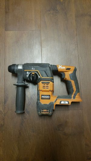 Ridgit hammer drill (tool only) for Sale in Germantown, MD
