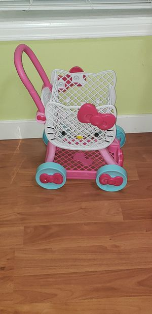 Hello Kitty shopping cart for Sale in Lynnwood, WA