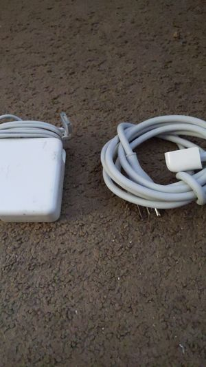 Apple 85 W MagSafe 2 power adapter for Sale in Chico, CA