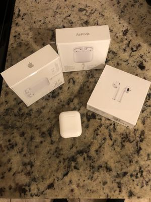 Apple Generation 2 AirPods for Sale in Pine Lawn, MO