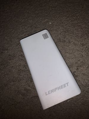 25,000 mAh Portable Charger for Sale in Las Vegas, NV