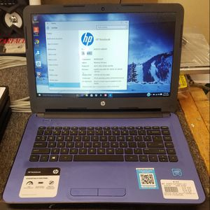 HP notebook 14 for Sale in Gastonia, NC