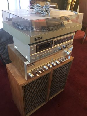 Vintage Stereo system for Sale in Saginaw, TX