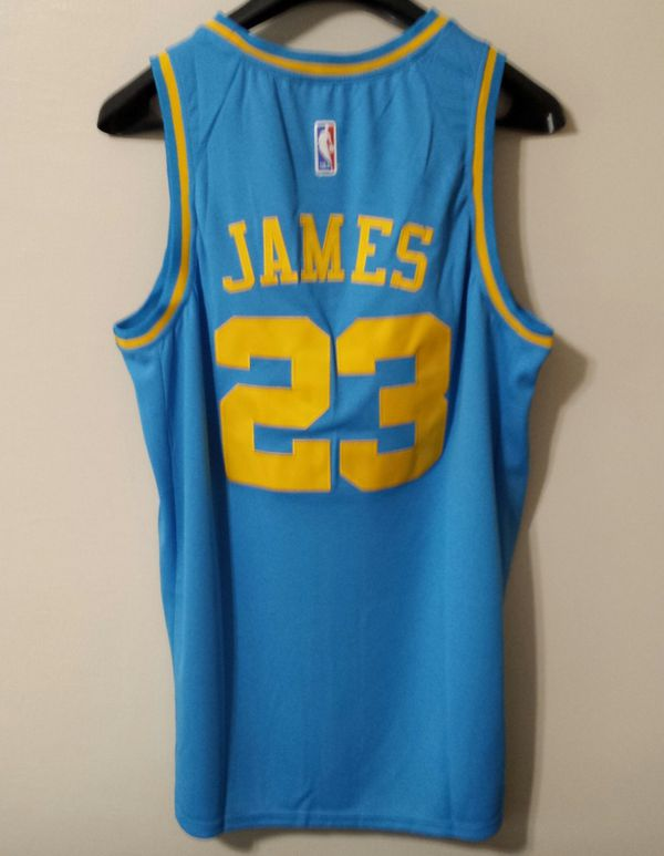 best sneakers c2815 acef9 Lebron James Los Angeles Lakers MPLS Jersey for Sale in Queens, NY - OfferUp