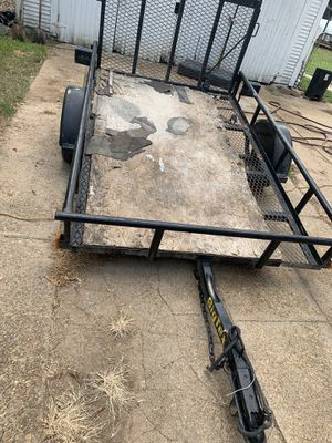 Utility trailer 5X10 for Sale in Alexandria, LA