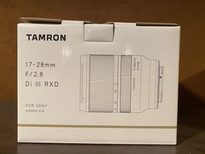 Tamron 17-28 for Sale in Brunswick, OH