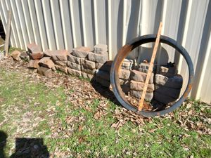 30in. Fire pit NEED GONE ASAP for Sale in Dickson, TN
