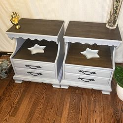 Pair of Midcentury Nightstands for Sale in Fairfax,  VA