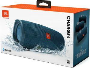 JBL Charge 4 Bluetooth Wireless Speaker-Blue for Sale in Arlington, VA