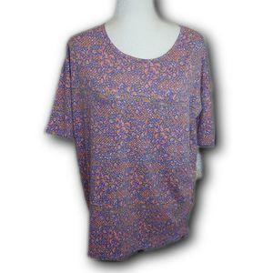 WOMENS: NWT! Lularoe Paisley Irma Top for Sale in Chesapeake, VA