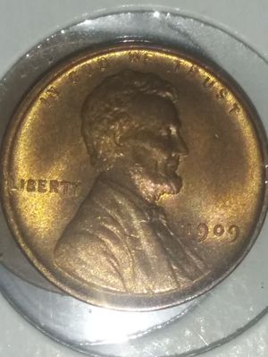 1909 mint state Lincoln wheat for Sale in Mesa, AZ
