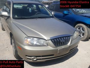 2006 Hyundai Elantra @ U-Pull Auto Parts 047754 for Sale in Las Vegas, NV