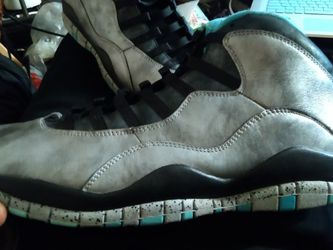 Size 13 Lady Liberty Jordan 10s for Sale in Waco,  TX
