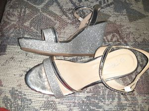 Brand new sparkly wedges. 7 for Sale in Billings, MT