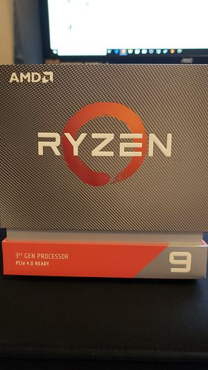 AMD Ryzen 9 3900x for Sale in Buena Park, CA