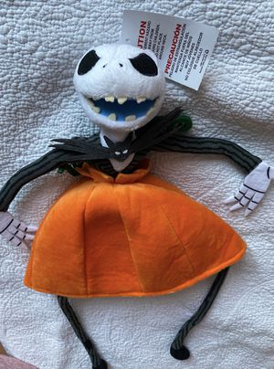 Disney's Nightmare Before Christmas Jack pumpkin Hat for Sale in Ceres, CA
