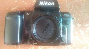 Nikon N8008s 35mm SLR Camera Body for Sale in Pico Rivera, CA