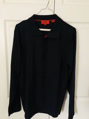 hugo boss mens sweater size L in excellent condition 100% authentic (pick up only) for Sale in Springfield, VA