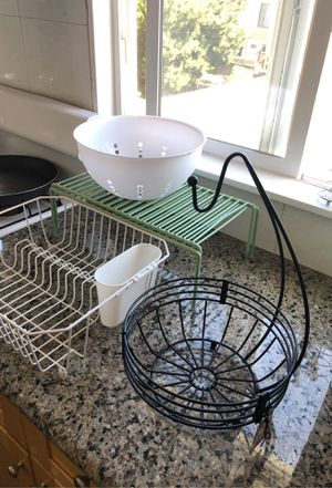 Kitchen miscellaneous PICK UP ONLY for Sale in Brisbane, CA