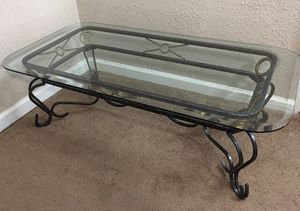 Glass Coffee Table for Sale in Sacramento, CA