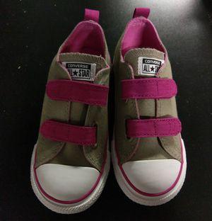All Star Converse size 10c kids for Sale in Renton, WA