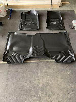 2014-2019 GM crew cab floor mats full size for Sale in Richmond, VA