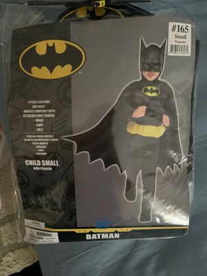 Child's Batman Costume for Sale in The Bronx, NY