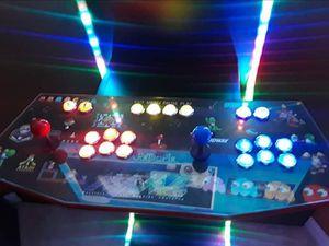 Multi Arcade Machine, 2 Players, Plug & Play. Tons of Games!!!! Atari, Sega, N64, Snes, Arcade Classics, PlayStation, Dreamcast and more for Sale in Macomb, MI