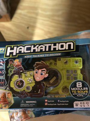 Spy code hackathon game for Sale in La Vergne, TN