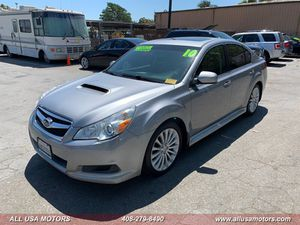 2010 Subaru Legacy 2.5GT Limited for Sale in San Jose, CA