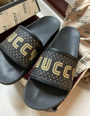 Gucci slides for Sale in Houston, TX