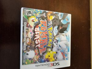 Pokemon Rumble Blast (3DS) for Sale in Shepherdsville, KY