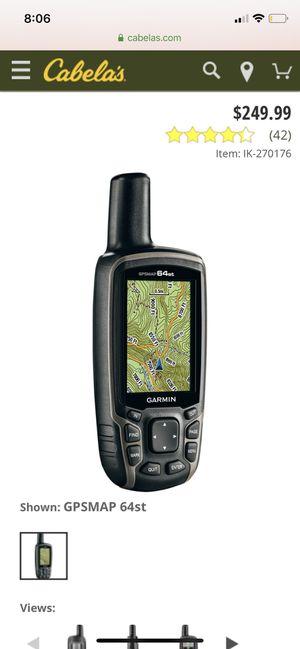 Garmin GPS brand new for Sale in Honolulu, HI