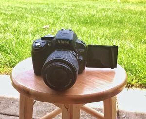 Nikon D5100 2 lenses for Sale in Montpelier, MD
